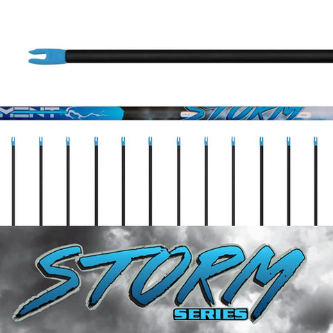 Element Storm Arrows (.003) 12Pk- Shafts