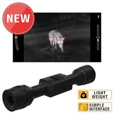RAFFLE ATN THOR LT 320 5-10X THERMAL RIFLE SCOPE RAFFLE