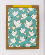 Doves Greeting Cards (Pack)