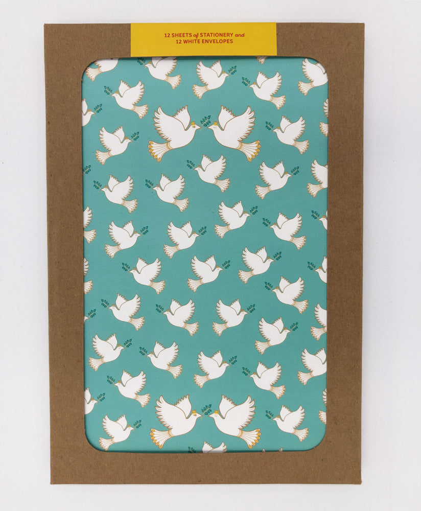 Doves Stationery