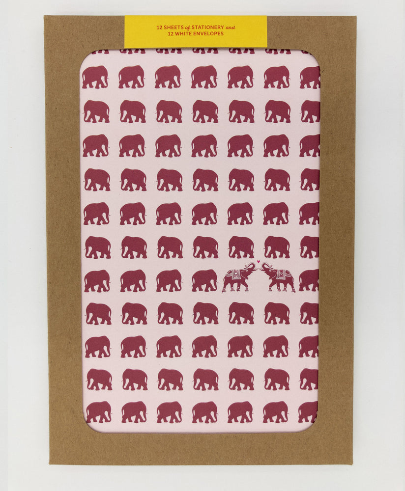 Elephants Stationery