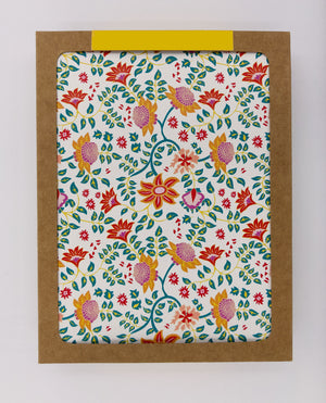 Flowers Greeting Cards (Pack)