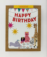 Kids Happy Birthday Greeting Cards (Pack)