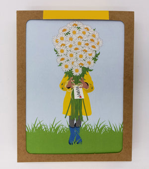 Daisy Bouquet Cards (Pack)