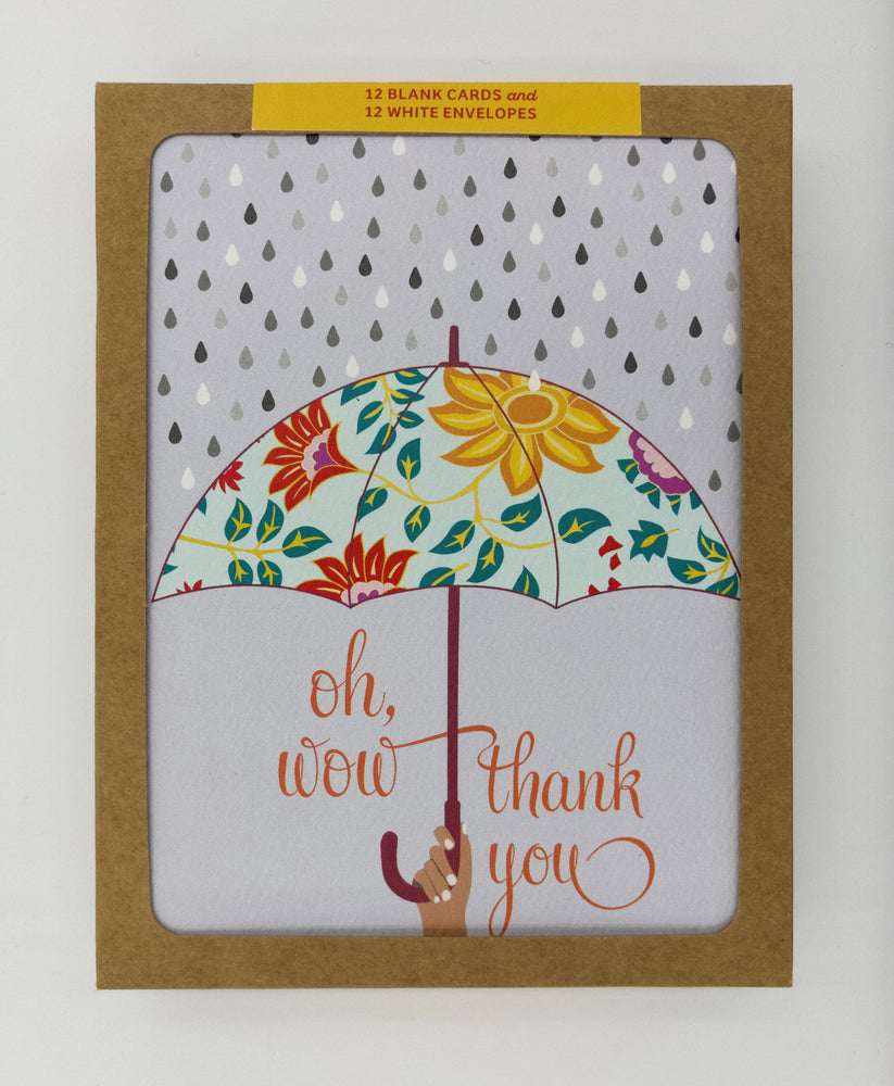 Thank You Greeting Cards (Pack)