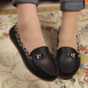 Casual flat shoes flat heel female Moccasins women shoes