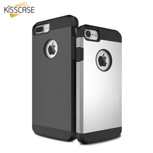 Phone Cases For iPhone 4 4s 5 5s SE 6 6s Plus 7 7 Plus Case Shockproof Armor Phone Back Cover