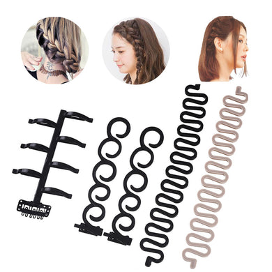 Multi Function Hair Styling Tools French Braiding