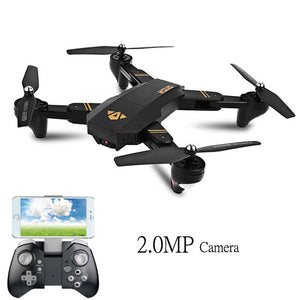 HD Camera Altitude Hold Foldable Arm RC Drone Outdoor Toys Quadcopter RTF WIFI FPV