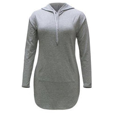 Casual Knitted Full Long Solid Pullovers Regular V-neck Hoodies & Sweatshirts