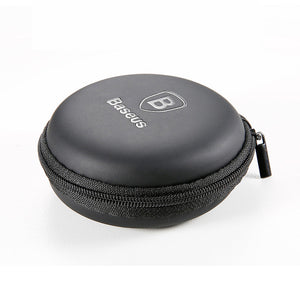 Mobile Phone Accessories Storage Bag Case, Portable Mini Bag for Charger Cable