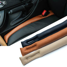 Car Seat Gap Plug Seat Leak Cover Decoration PU Leather Seam Plug Aperture Proof Pad