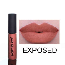 12 Colors Brand Moisturizer Pigments Lipgloss Matte Lip Gloss Long Lasting Waterproof Sexy