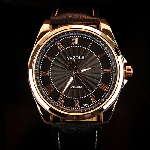 Watch Men Top Brand Luxury Famous 2017 Wristwatch Male Clock Wrist Watch Business
