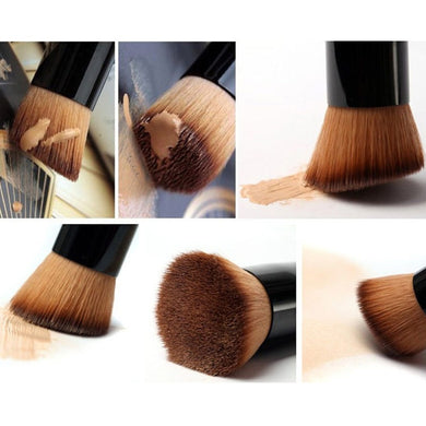 Makeup Brushes Handle Face Concealer Powder Foundation Blush Liquid Cosmetics Make Up