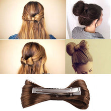 Big Bow Hairpin Girls Lovely Wig Popular Hair