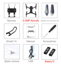 WIFI FPV With Wide Angle 2 MP HD Camera High Hold Mode Foldable Arm RC