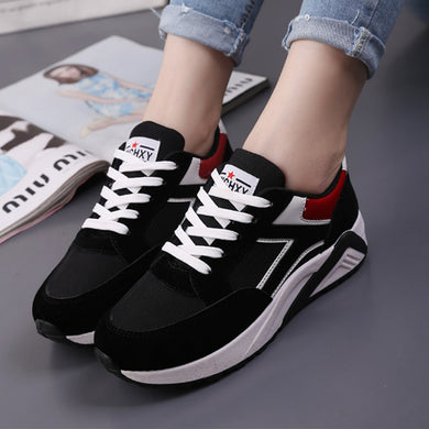Women Casual Shoes Trainers Canvas Shoes