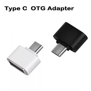 Type-C OTG USB 3.1 To USB2.0 Type-A Adapter Connector For Samsung Huawei Phone High Speed