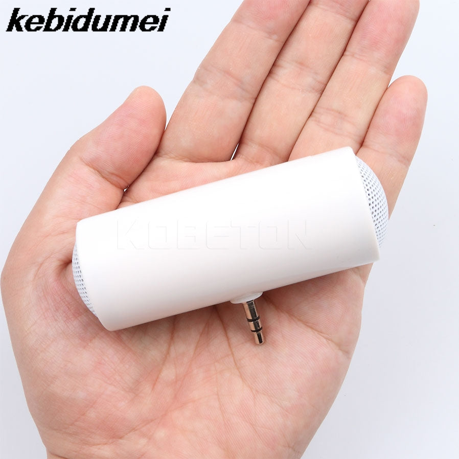 Hot Selling Mini Portable 3.5mmLoudpeakers Music Stereo Audio Speaker for  Phone MP3 MP4