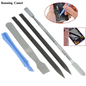 5 in 1 Disassemble Opening Pry Mobile Phone Repair tool Kit Set for iPhone