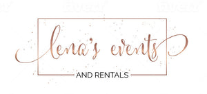 Lena's Events and Rentals
