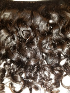 Indian Natural Curly