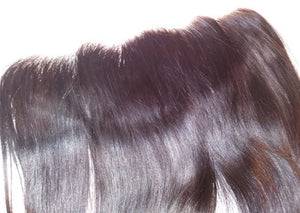 Indian Frontals Silky Straight