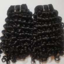 Indian Steamed Deep Curly