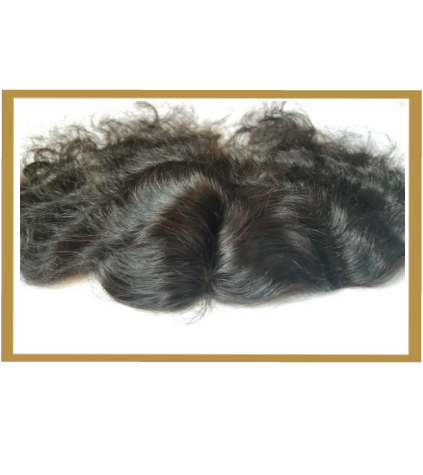 Indian Frontals Wavy&Curly