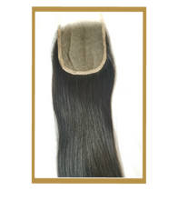 Indian Closure Silky Straight