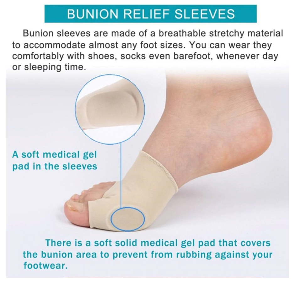 Best Orthopedic Bunion Corrector - Non-Surgical Natural Treatment ...