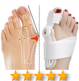 No.1 Orthopedic Bunion Corrector - Adjustable & Non-Surgical Natural Treatment & Relief