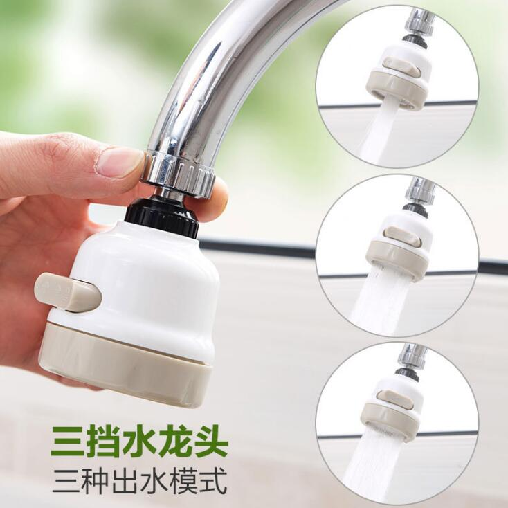 360 Degree Movable Kitchen Tap
