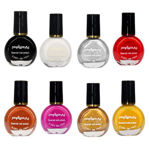 Pin Pai Permanent nail polish