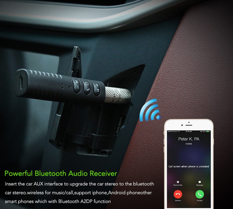 Car Bluetooth Receiver