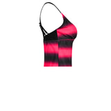 Women Plus Size Gradient One Piece Swimsuit & Monokini