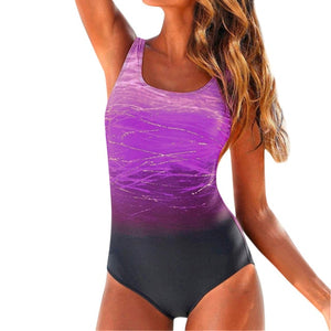 Women's Push Up  One Piece Swimsuit & Monokini