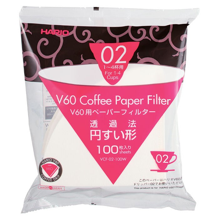 Hario V60 Paper Filters 02