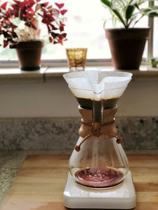 Chemex Coffee (2 Cup Minimum)