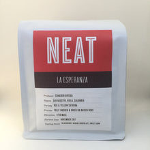 NEAT Coffee / Colombia / July