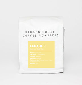 Hidden House Coffee / Ecuador / June