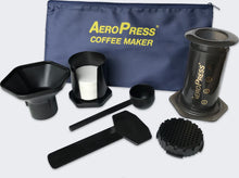 AeroPress Kit with Tote Bag & 350 Filters