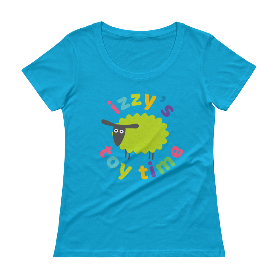 Women's Shirt - Izzy's Toy Time