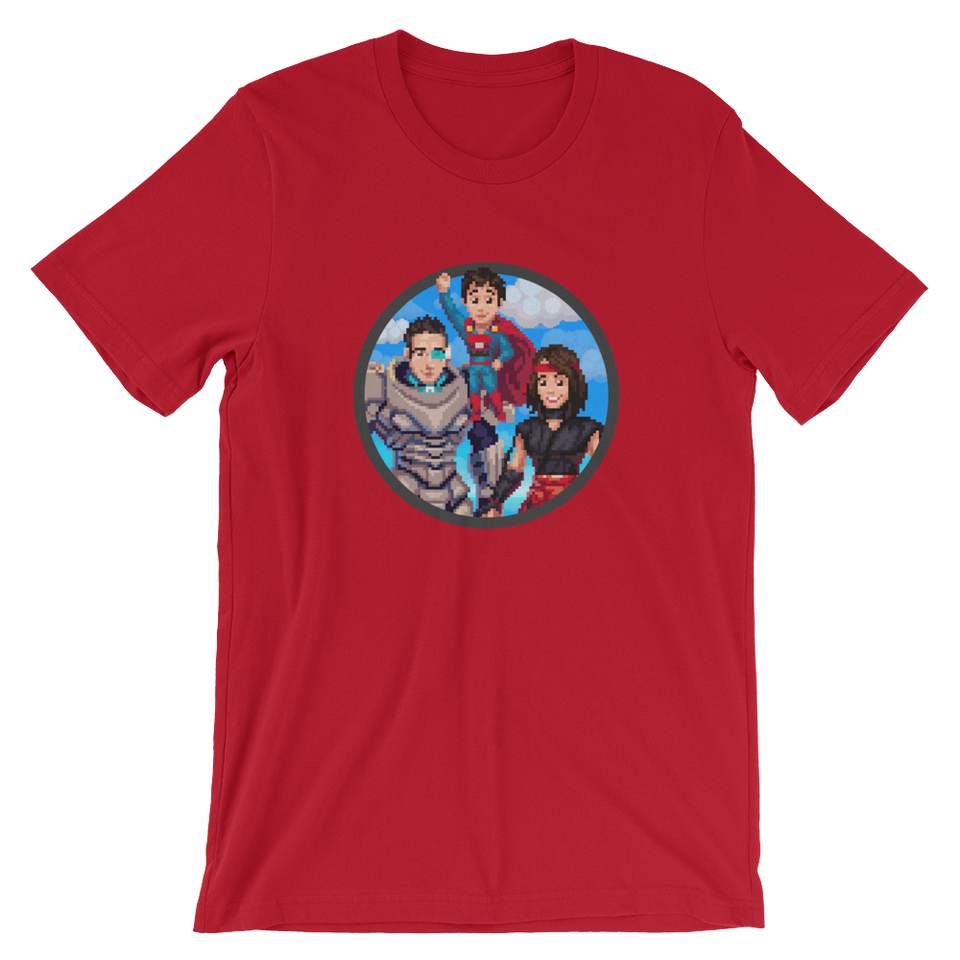 Adult T-Shirt - Izzy's Game Time