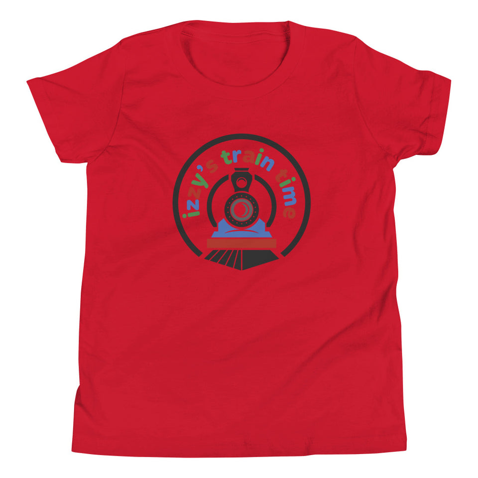 Kids Shirt - Izzy's Train Time