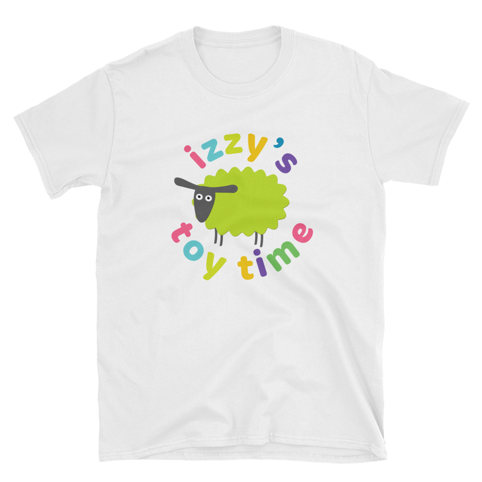Women's Unisex Shirt - Izzy's Toy Time