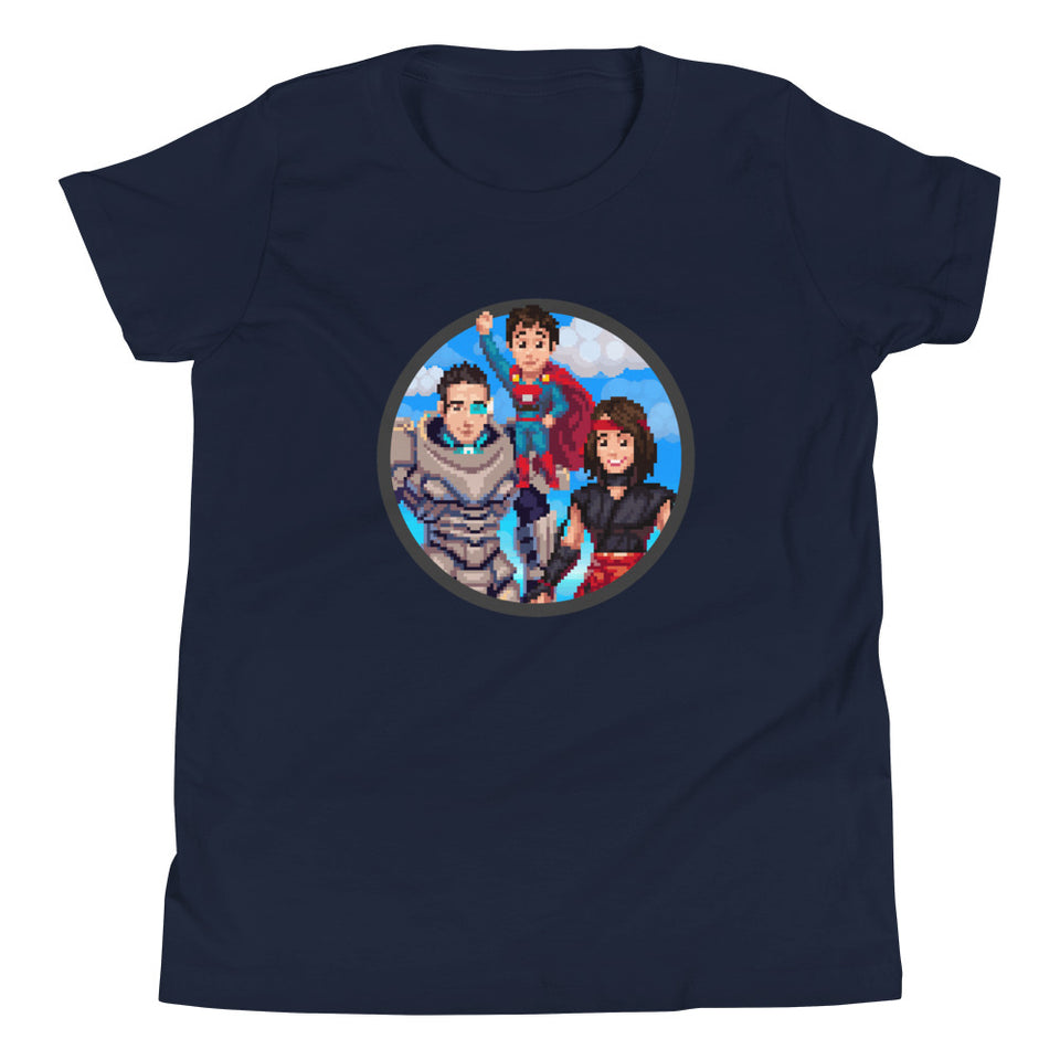 Kids Shirt - Izzy's Game Time