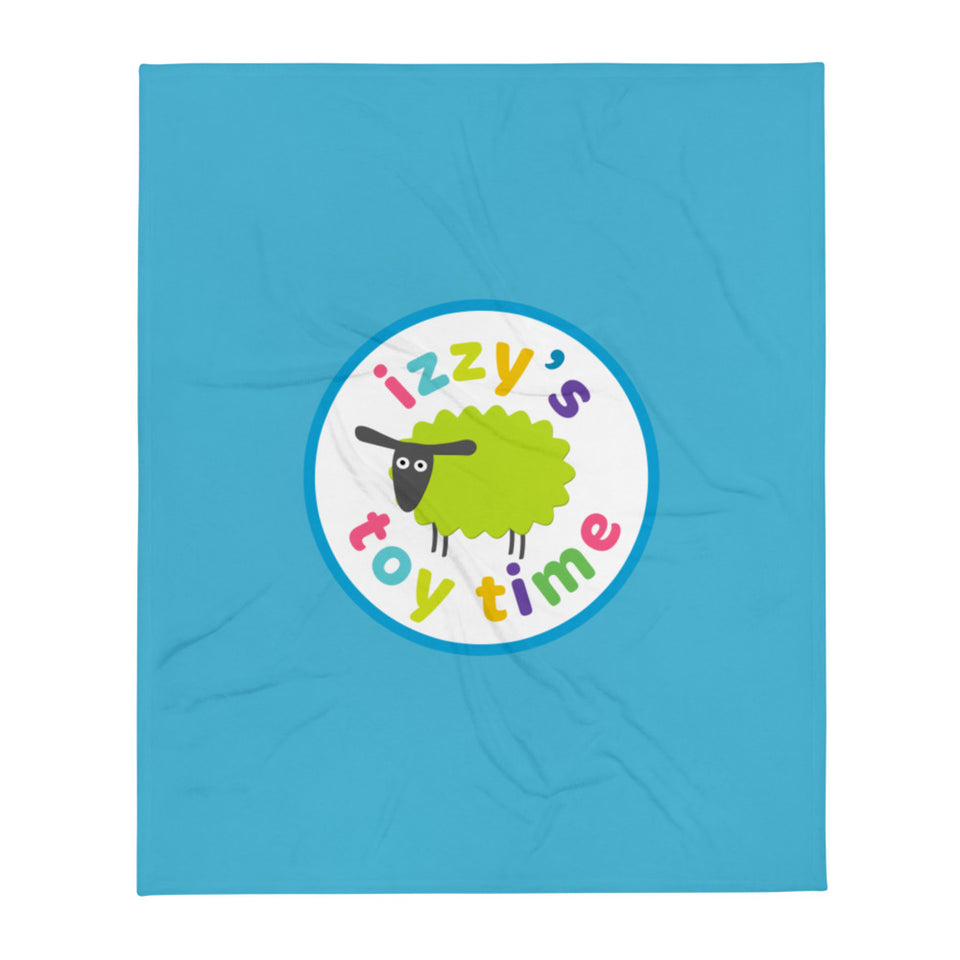 Squishy Blankie - Izzy's Toy Time