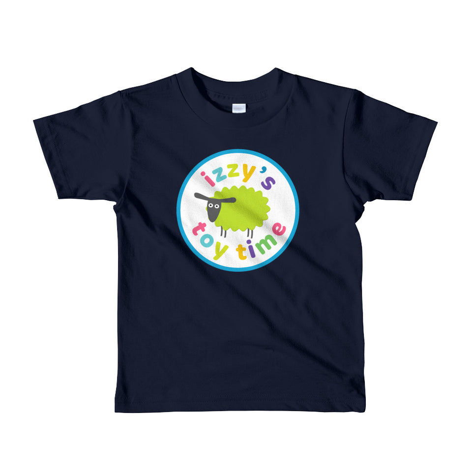 Toddlers Shirt - Izzy's Toy Time